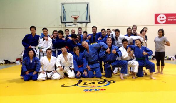 Police Judo On Twitter Thanks Cst Wayne Unger Saanich Police