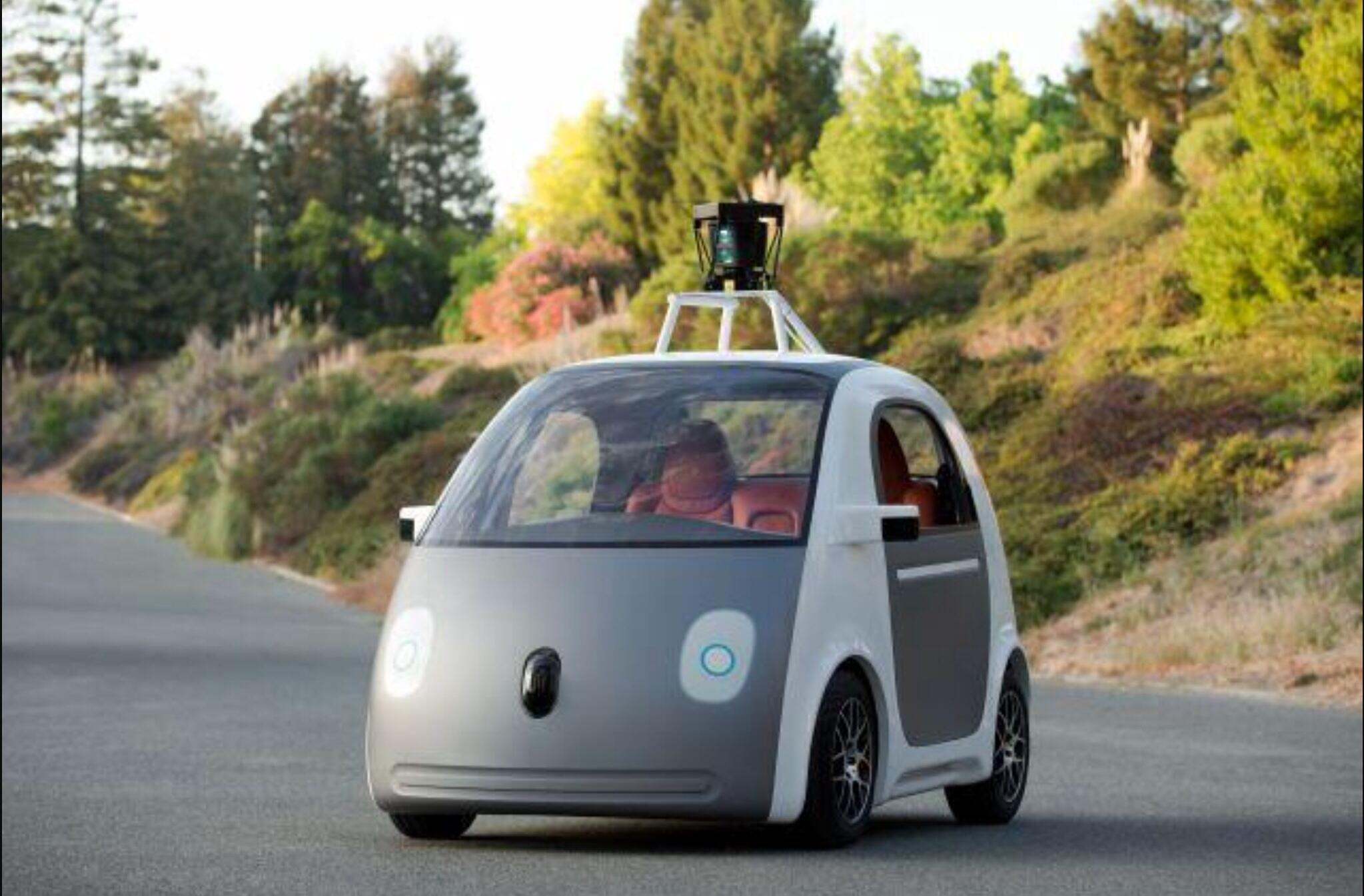 Twitter / panzer: Google self-driving car project ...