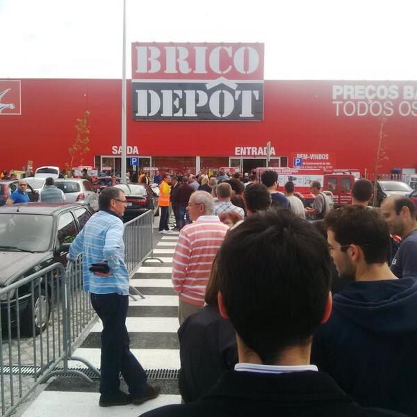 Brico Depot Never