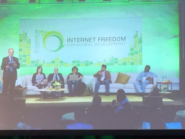 Thumbnail for Freedom from fear online is possible #sif14