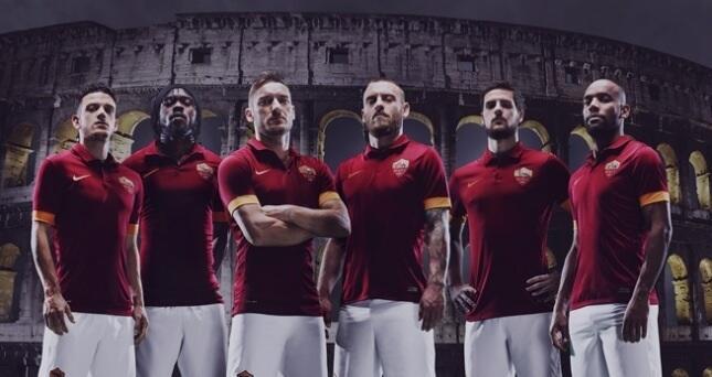 Рома представила форму на следующий сезон - изображение 1