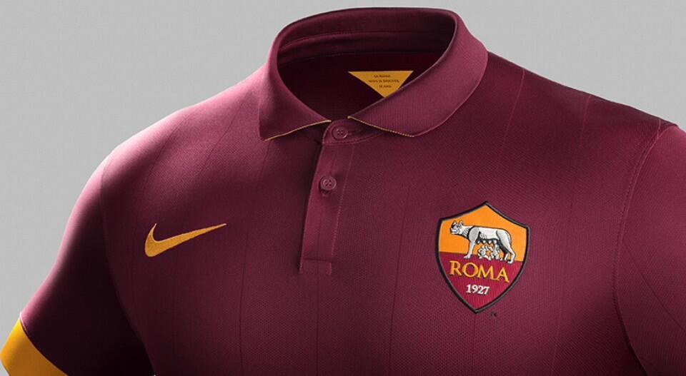 Рома представила форму на следующий сезон - изображение 2
