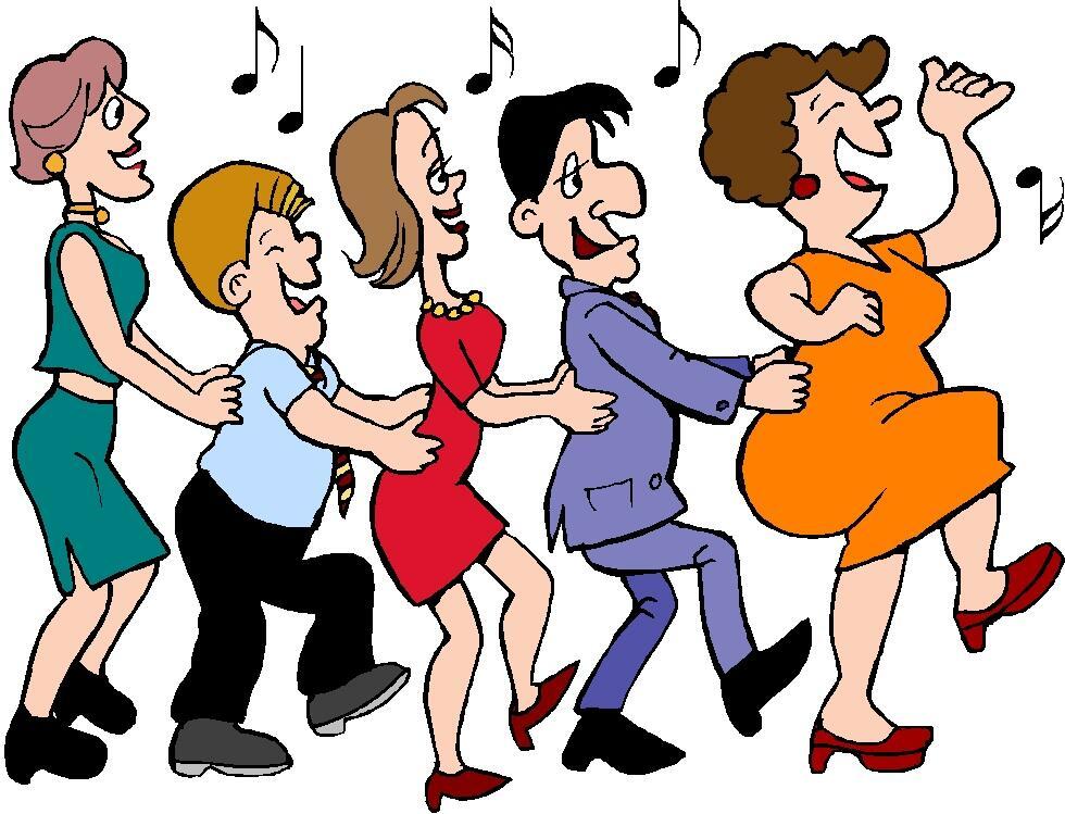 Прикольная картинка танцуем, августа картинки смешные