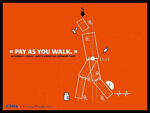 [#CorpsCapté] Le designer @GeoffreyDorne illustre cette matinée quantified self ► http://t.co/XrLCFoVJ0m http://t.co/IAk0XEY3ks