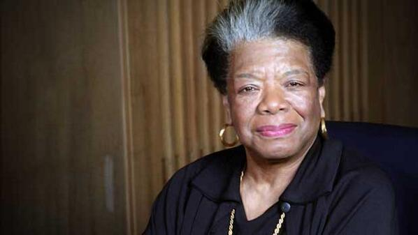 RIP Maya Angelou. You will be missed. http://t.co/yV6TLEwCCc