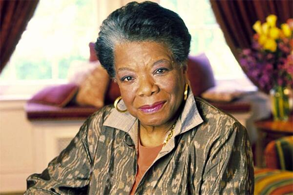 The world was a better place because Dr. Maya Angelou was in it. #RIPMaya http://t.co/O4F6460gS3 http://t.co/j2nyPsRNqw""