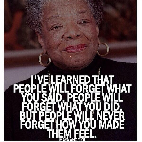 We WONT forget! #RIPMayaAngelou http://t.co/pjt2sH10vh