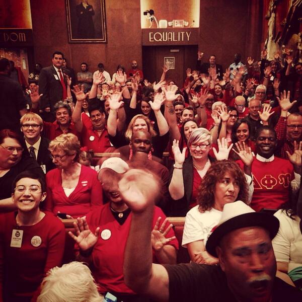 Thumbnail for #HERO: Houston Debates Equal Rights Ordinance