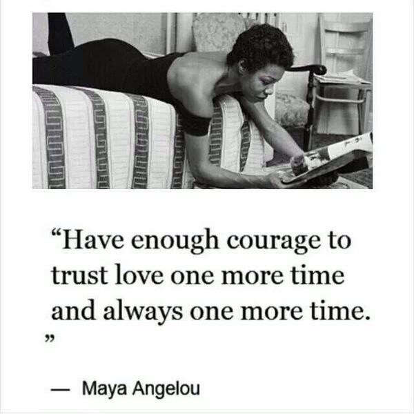 "Angel. #RIPMayaAngelou The first book I read as a teenager, ""I know why the caged bird sings"". Felt like we knew her http://t.co/inHEh9zIhs"