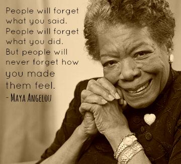 Rest in peace #MayaAngelou, a phenomenal woman who made us feel the best within ourselves & will never be forgotten http://t.co/DUajr6sLSC