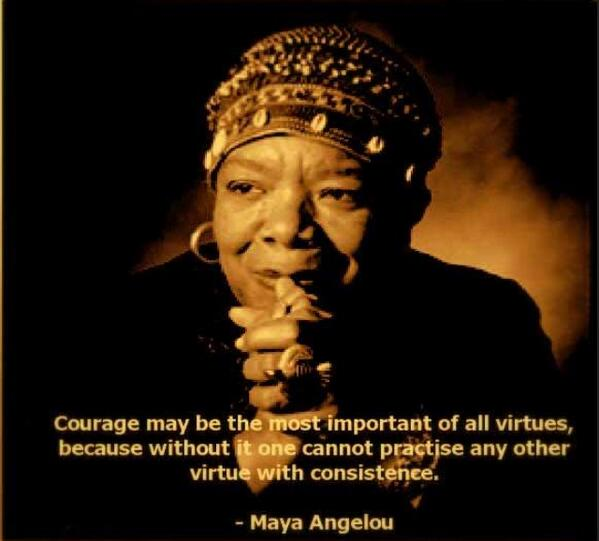 She knew the meaning and power behind words. A true Queen and Leader! We ❤️ you and you will be missed! #MayaAngelou http://t.co/qTLcCcy62x