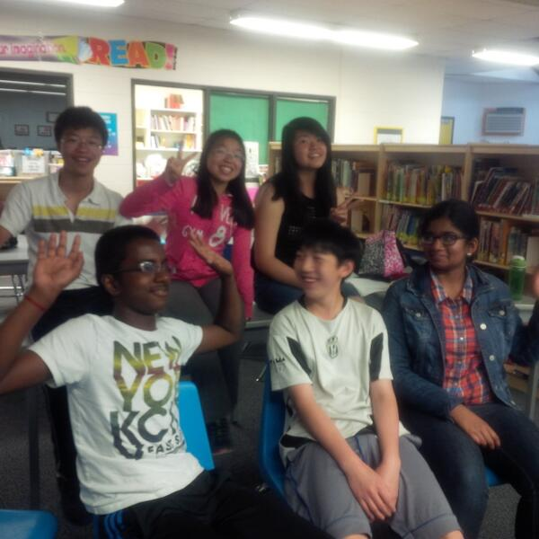 Helloo from Banting and Best #GlobalEncounters #MentalHealth http://t.co/gIUMQtnckr