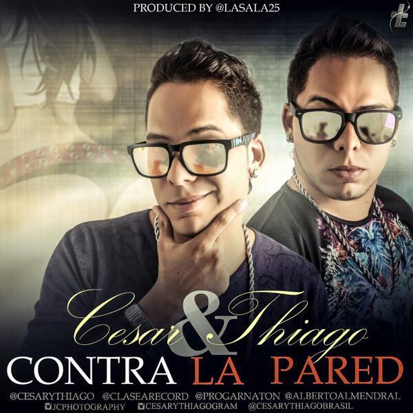 ESCUCHA EN #DANCEAL LO.NUEVO D @CESARYTHIAGO #CONTRALAPARED EN TODAS LAS RADIOS D #PANAMA http://t.co/25jLfQ0xI6 @CLASEARECORDS @AALMENDRAL