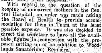 """""""..least possible expense.."""" (Connaught Tribune, 18/09/1926) #Tuam http://t.co/sebgqHdOja"""