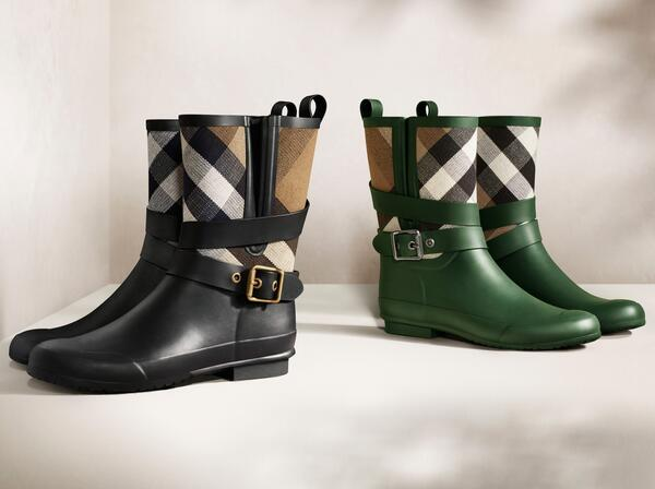 burberry boots 2014