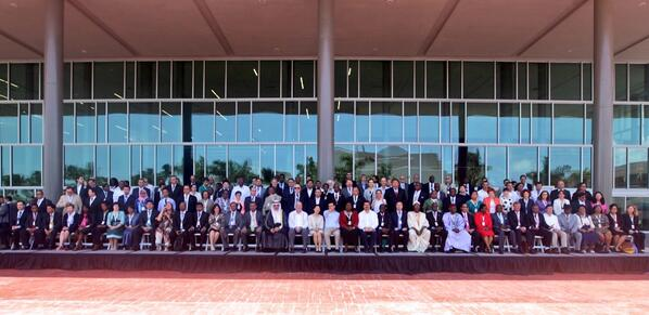 En Cancún, MéxicoGlobal hospeda #GEF5Assembly  #ConElPlaneta http://t.co/0M5JWLNnha