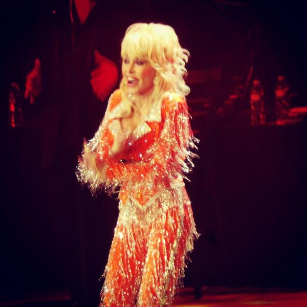 Thumbnail for Dolly Parton performs in Knoxville