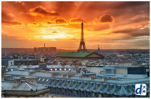 #QuieroApretarUnBotónY estar en #París recorriendo la ciudad... RT si piensas igual. http://t.co/ViS4pYnday
