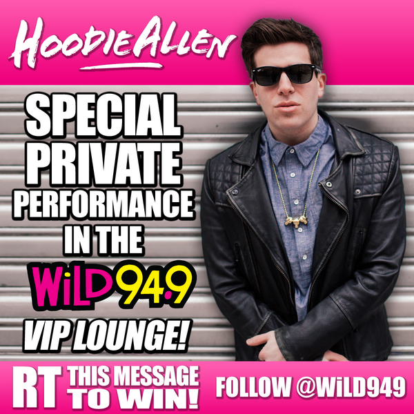 Hoodie allen on twitter san francisco meet me in the wild 949 vip hoodie allen on twitter san francisco meet me in the wild 949 vip lounge tmrw follow wild949 rt this msg to enter to win httptkkbwshu35z m4hsunfo