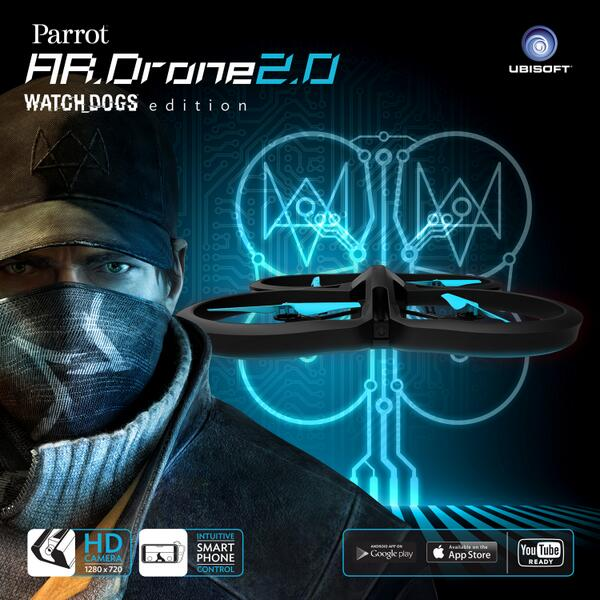 parrot ar drone 2.0 power edition youtube