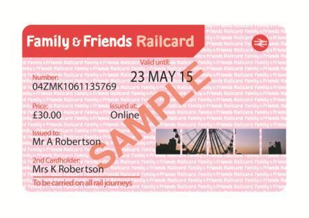 Railcards On Twitter Save 1 3 Adult And 60 Kids Fares With Familyandfriendsrailcard