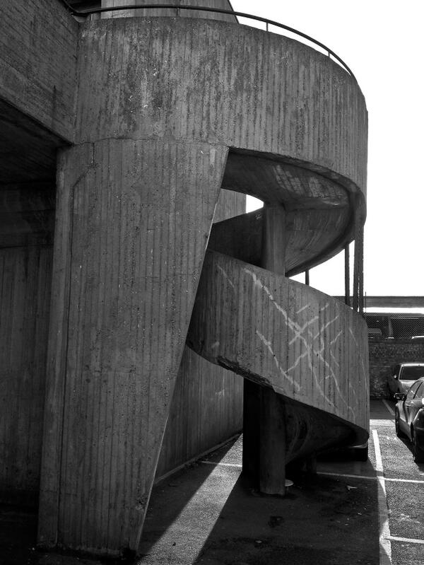Eros House 2, Catford, London, 1960-1963, Rodney Gordon for the Owen Luder Partnership  Photo: Simon Phipps http://t.co/wwoAOU9yGm