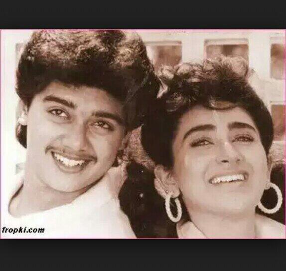 Amit A On Twitter Karishma Kapoors First Film With Harish