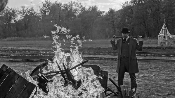 Hell Burns!  @HellOnWheelsAMC #hellonwheels http://t.co/cBOrlyvNyQ