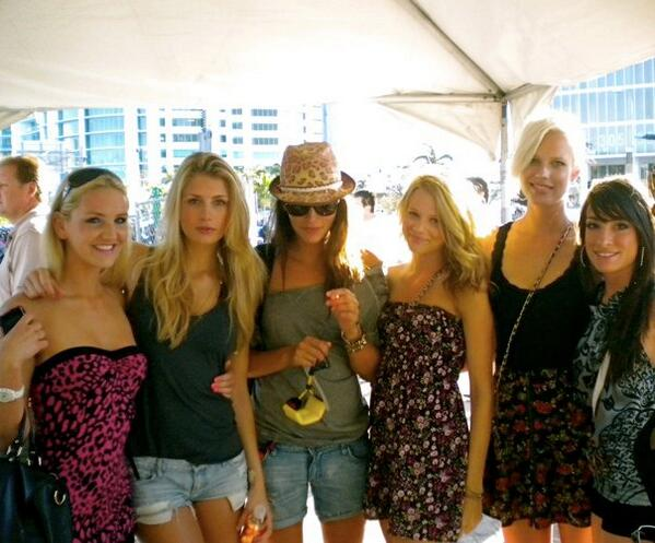 #throwbackthursday 2010 Miami Ultra! Feels like it is time for a vacation =) #tbt #Miami #memories http://t.co/kz4Wb3boyR