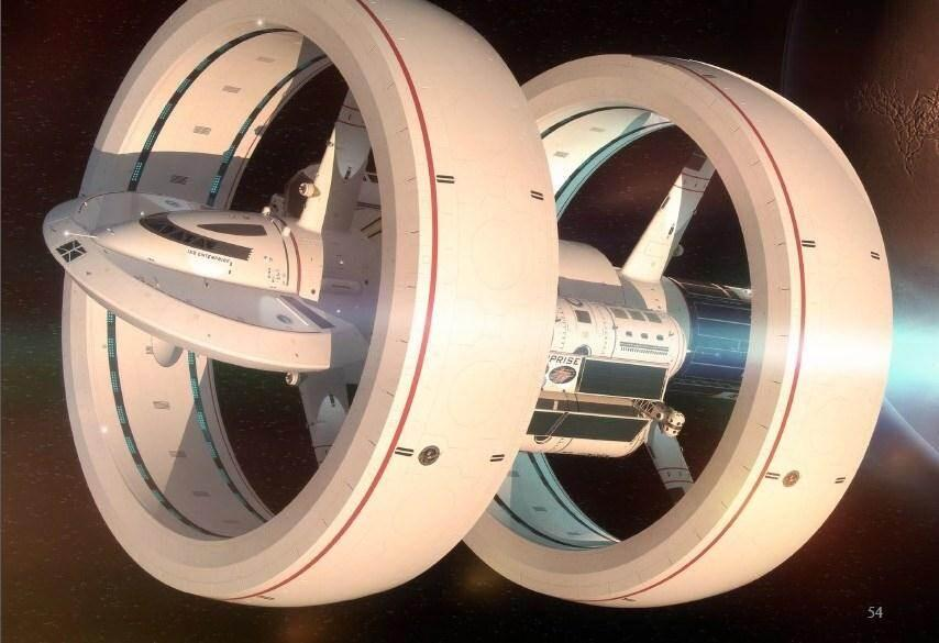 Vídeo: NASA publica projeto de nave capaz de viajar mais rápido que a luz