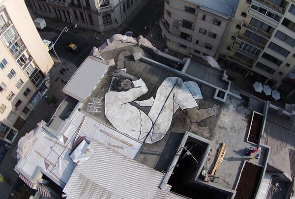 """""""@Miss_Cybernaut: wow. #streetart #mural #painting #art #urbanart http://t.co/ThUQQH414G"""" #fb"""