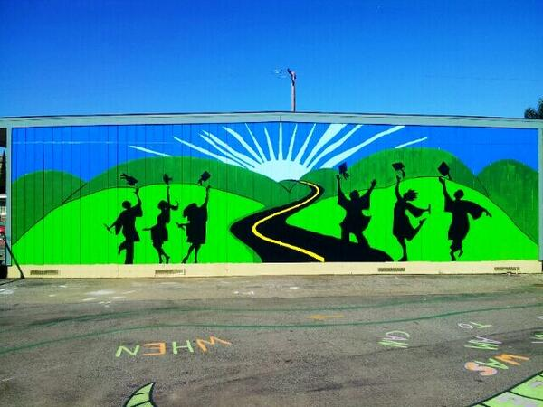 Image result for city year san jose mural