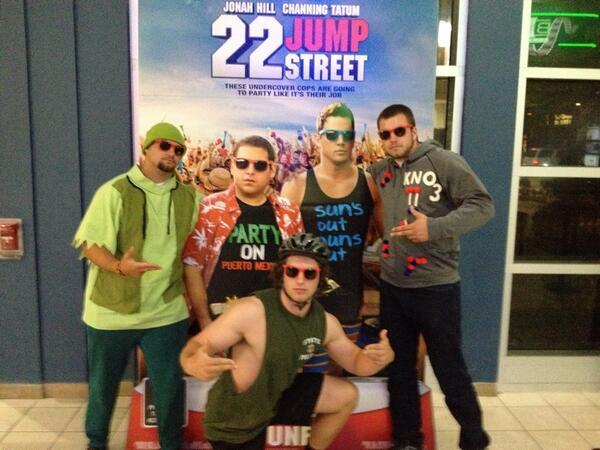 Jonah Hill 22 Jump Street Sunglasses