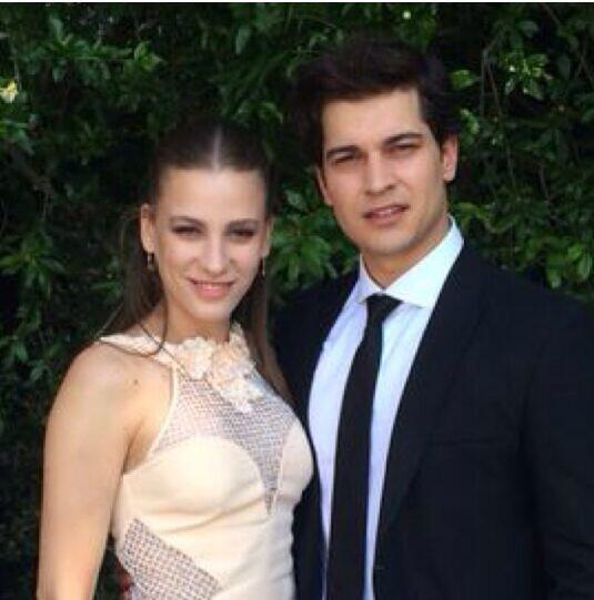 Çağatay Ulusoy, Serenay Sarıkaya ile Yunan adalarında aşk tatili!