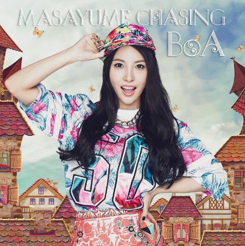 【BoA】2014/7/23発売 NEW SINGLE「MASAYUME CHASING」<ジャケット写真解禁!!> http://t.co/gPNAUYl3xg http://t.co/cBIrhphz3G