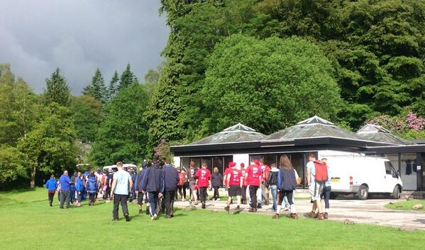 Thumbnail for Brathay Apprentice Challenge 2014 - Final Day