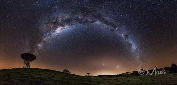 #Astronomy Picture Of The Day 11 June, 2014  Three Galaxies over New Zealand  http://t.co/7zk2bL2bwH http://t.co/skpMqYCrKg