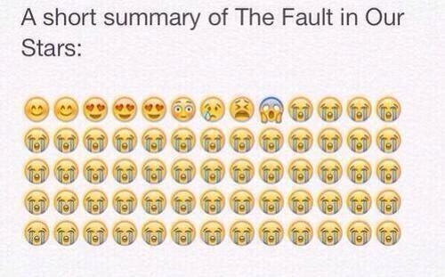 our fault in our stars summary