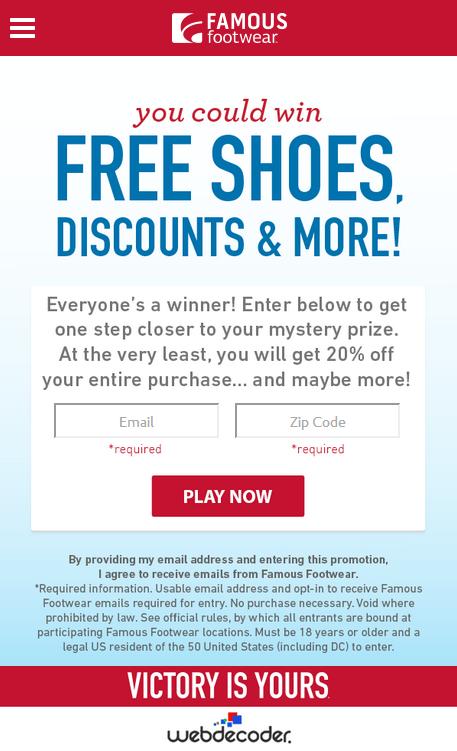Famous Footwear Email Address Style Guru Fashion Glitz