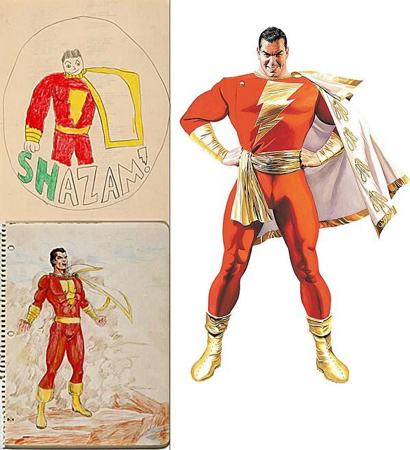 Captain Marvel Alex Ross