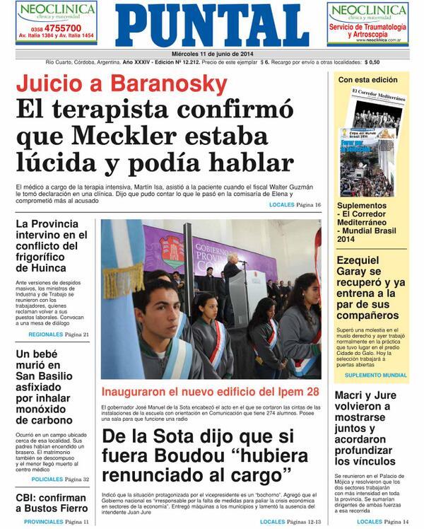 Diario Puntal auf Twitter: \