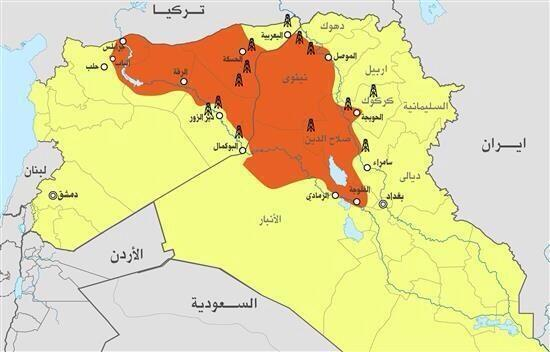 27 maps that explain the crisis in iraq vox isiss 2006 plan for iraq and syria gumiabroncs Gallery