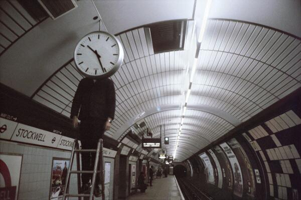 Love Bob Mazzer's 1980s Tube photos See them in an de-commissioned Tube carriage from tomorrow http://t.co/WeVn4h70fx http://t.co/ePZZFAbGPL
