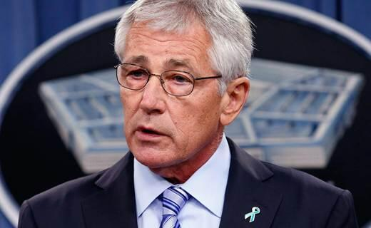 Chuck Hagel - I think we are seeing a new world order VIDEO