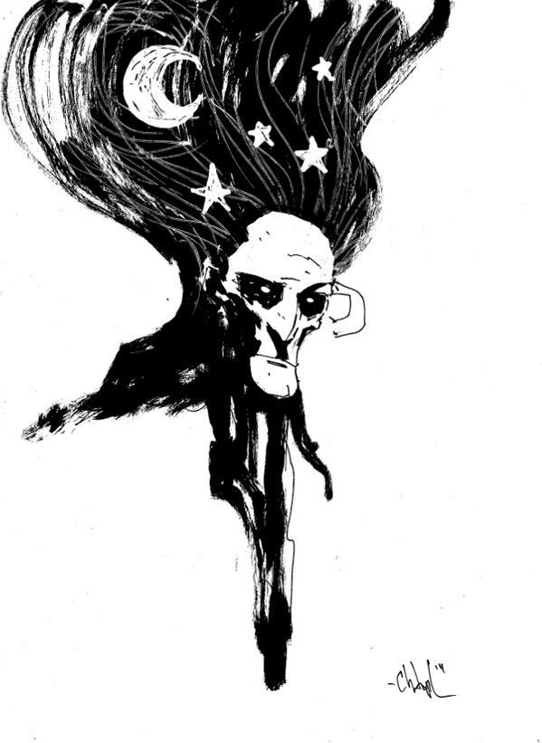 warm-up sketch: THE SANDMAN's Dream. http://t.co/4vTLJRMThw http://t.co/FdC8q02liP