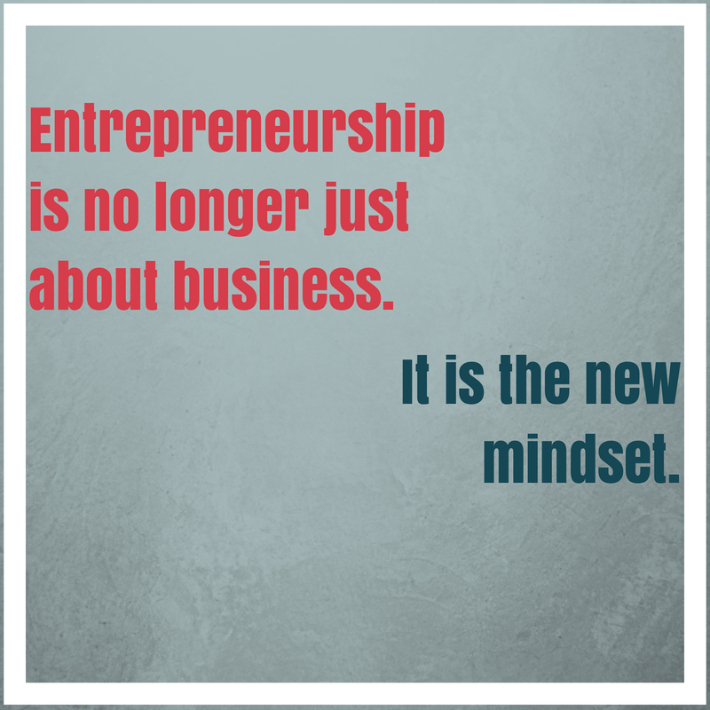 Twitter / AnnTran_: Entrepreneurship is no longer ...