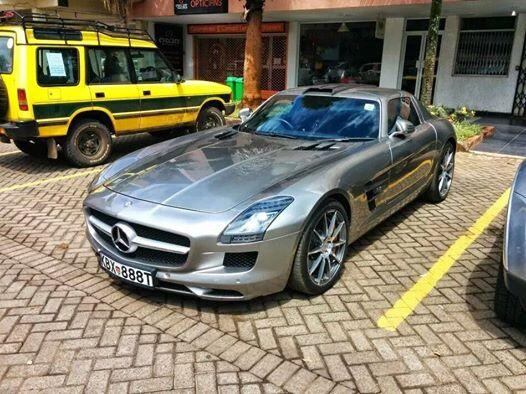 Kenya Car Bazaar On Twitter Mercedes Sls Amg 254cars
