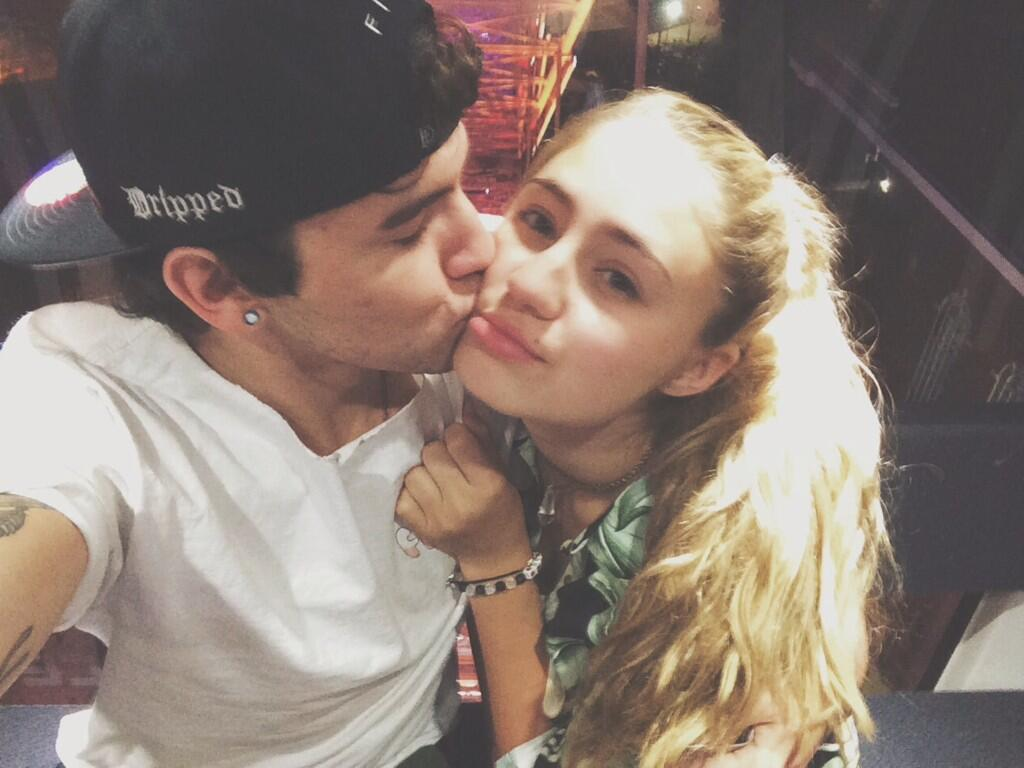 Is jc dating lia still