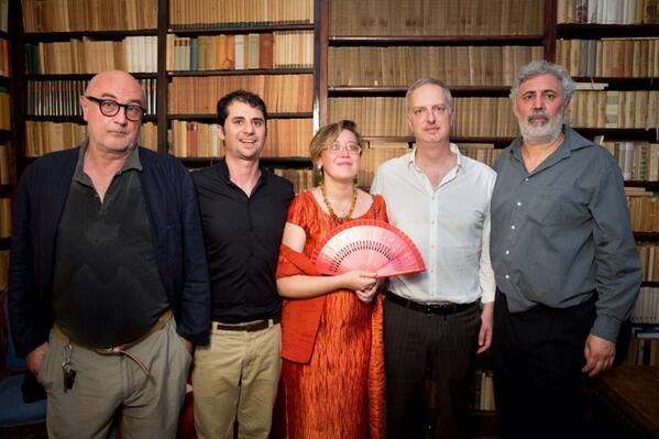 Thumbnail for La cinquina del premio Strega