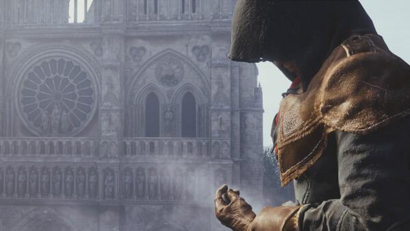 Assassin's Creed Unity is next on #IGNLive http://t.co/5yR2fFFPGv |#e32014| http://t.co/9VfK2WEbIO